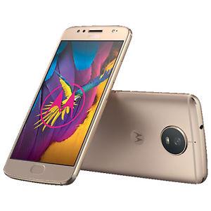 MOTOROLA Moto G5S 32 GB Fine Gold Dual SIM Ebay WOW