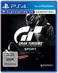 Gran Turismo: Sport Day One Edition (PS4)