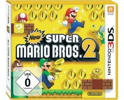Super Mario Bros 2 für Nintendo 3 DS