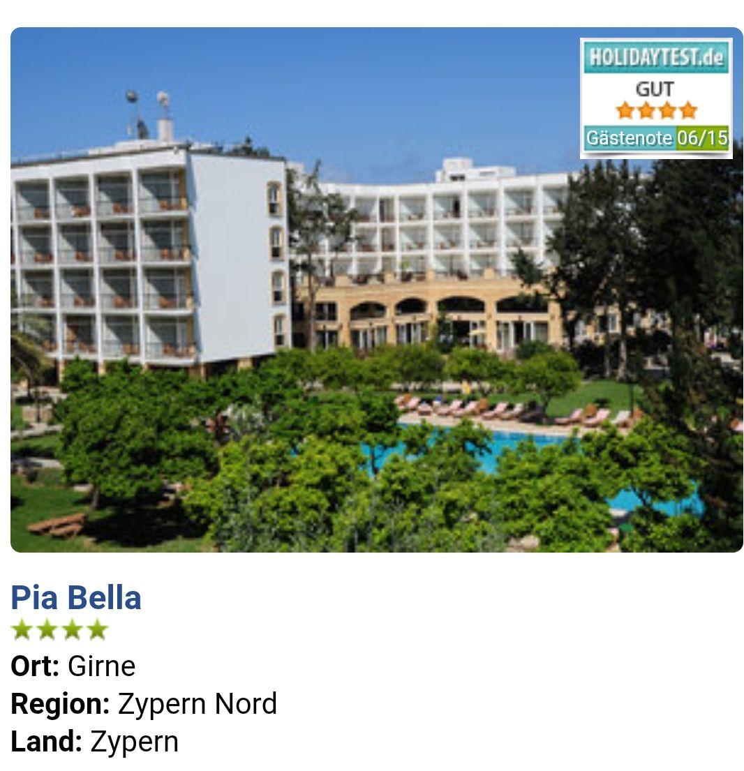 [ab-in-den-urlaub] Zypern; Hotel u. Flug, 7 Tage