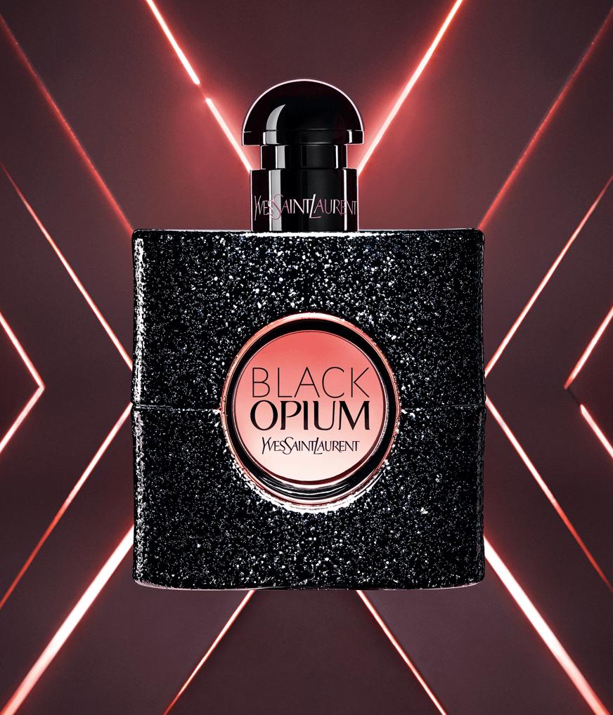 90 ML YVES SAINT LAURENT Black Opium EDP