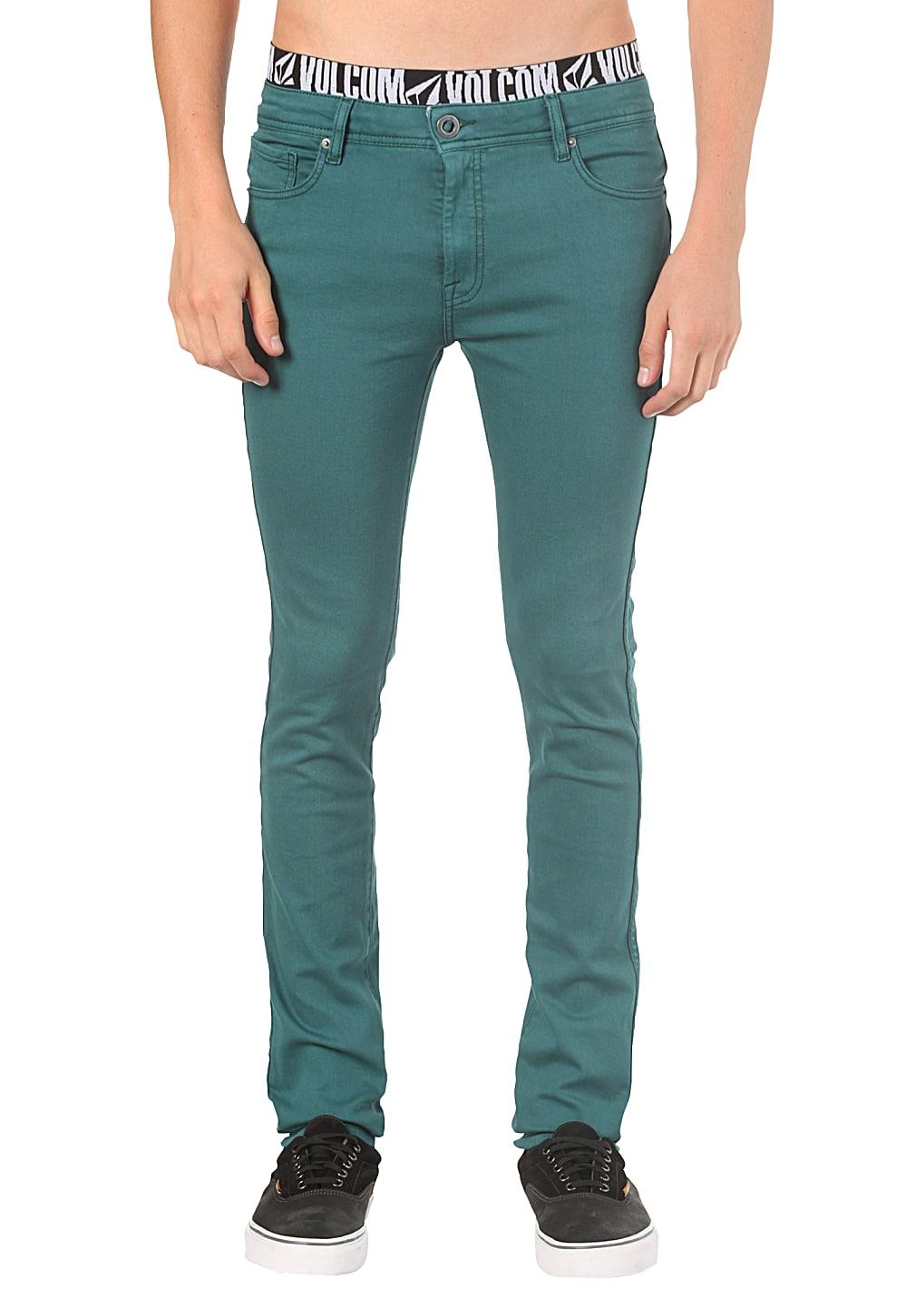 Volcom Dirty Sky - Jeans für Herren blau