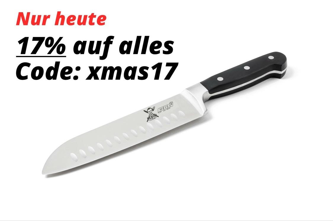 Messer und Messersets - Klaus grillt