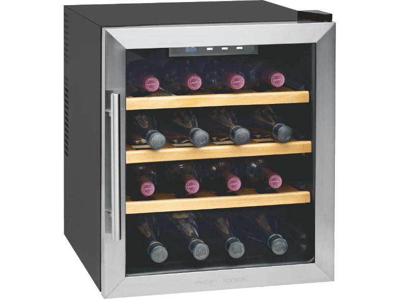 Nur heute Proficook PC-WC 1047 Weinkühlschrank 16 Flaschen mit Paypal bei Saturn