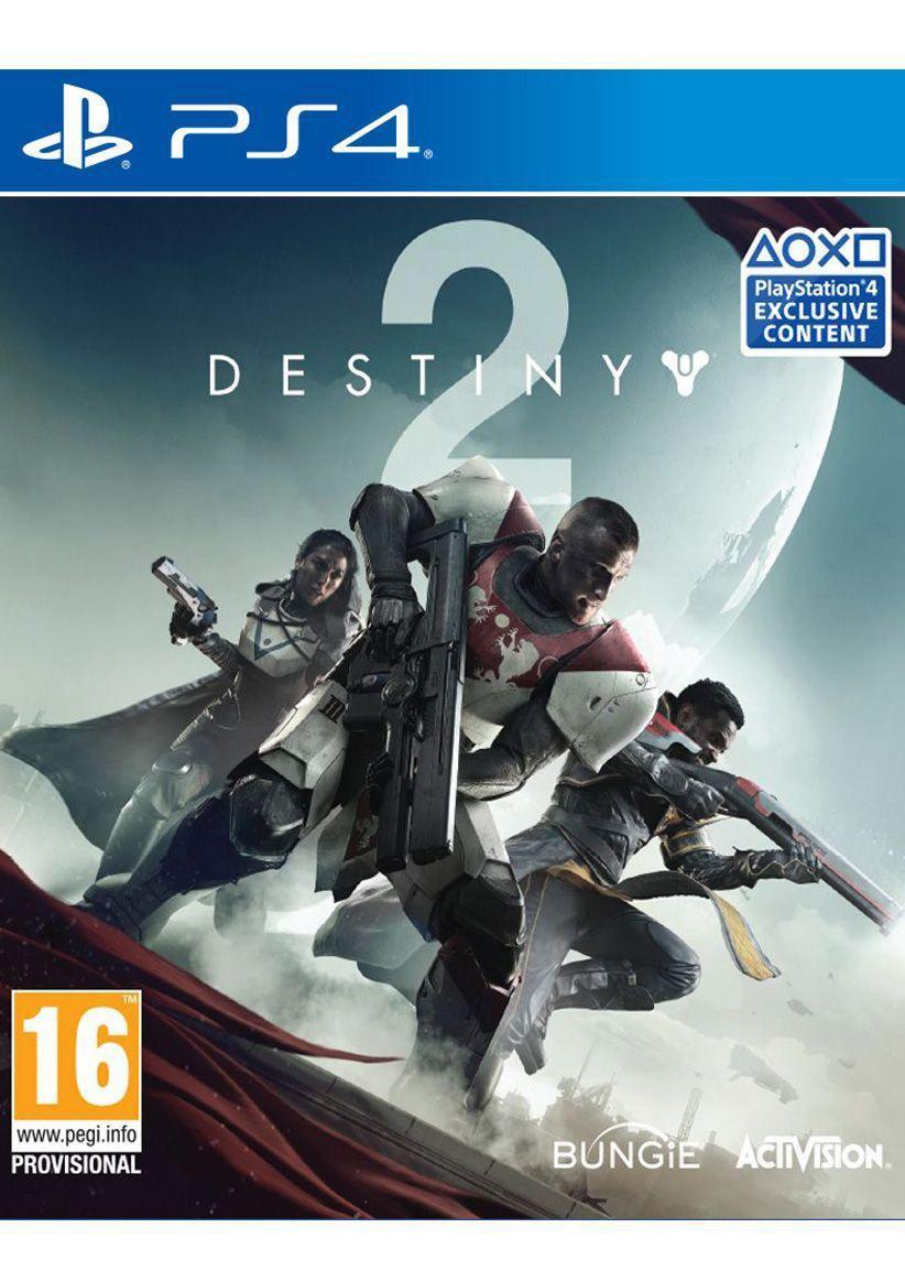 Destiny 2 (PS4) für 23,08€, Crash Bandicoot N.Sane Trilogy (PS4) für 25,49€, Star Wars: Battlefront II (PS4) für 36,82€ (SimplyGames)