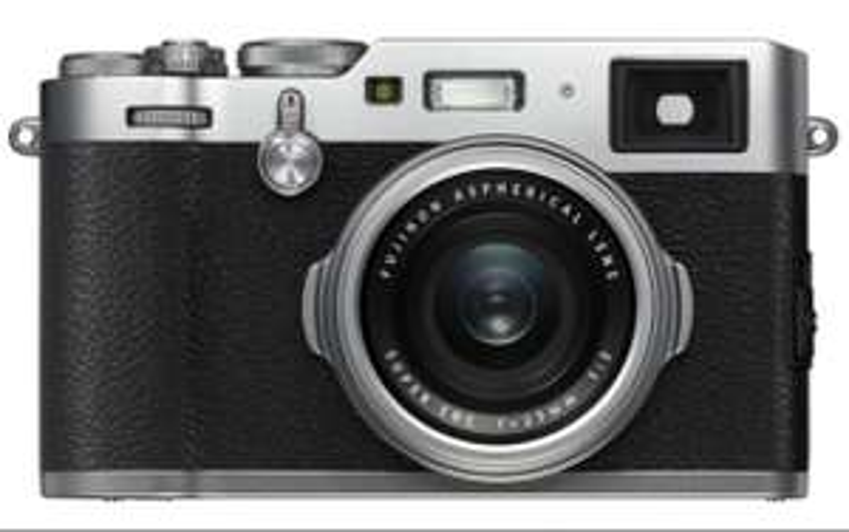 Fujifilm X100f silber/schwarz vom deutschen Händler für 1287€