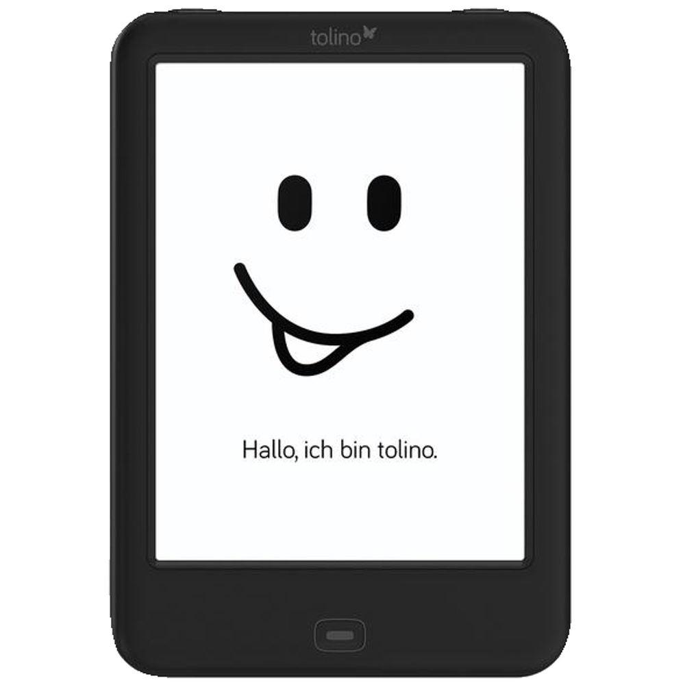 EBAY PLUS TOLINO shine 2 HD 6 Zoll 4 GB WLAN E-Book Reader Schwarz für 81,60€ [ebay]