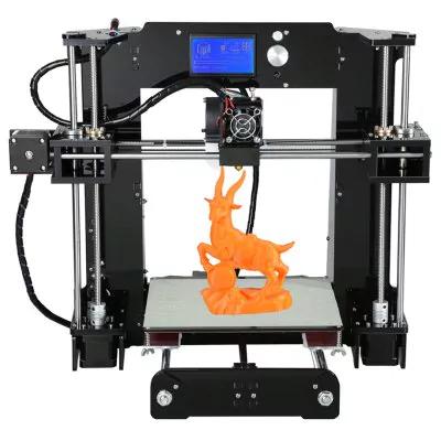 ANET A6 3D Drucker bei Gearbest für 141,15€ inkl. DHL Versand aus EU Lager