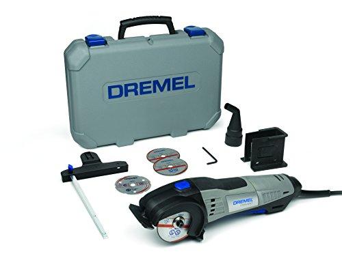 [Amazon] Dremel DSM20-3/4 Kompaktsäge (Staubsaugeradapter, Werkzeugkoffer, 710 Watt)