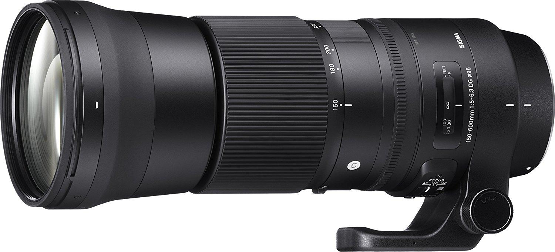 Sigma 150-600 mm Contemporary Canon/Nikon für 749€! eBay & Saturn & Amazon
