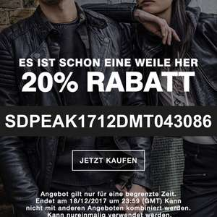 Superdry.de 20% Rabatt Online