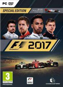 F1 2017 Special Edition (Steam) für 20,24€ (CDKeys + Amazon)