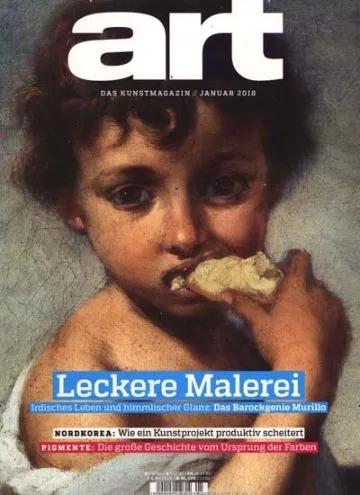 art Magazin als E-Paper Abo für 1 Jahr für 78 € mit 80€ BestChoice-Gutschein