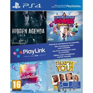[Lokal Niederlande Intertoys] z.B. PS4 Playlink Bundle