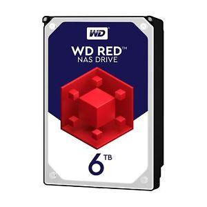 WD Red  - 6TB (WD60EFRX) - 6TB 169,15€ [Ebay Plus /  WOW]