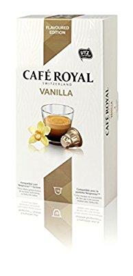 Café Royal Vanilla Flavoured, 50 kompatible Kapseln für Nespresso, versch sorten ab 5.96€spar abo