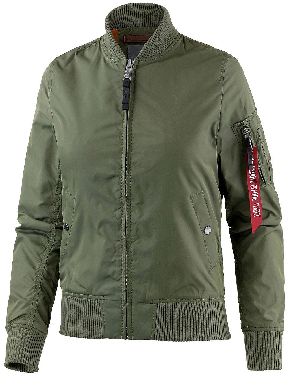 Nur noch heute 20% auf ausgewählte Streetwear und Sneakers bei Sportscheck (auch Sale), z.B. Alpha Industries Bomberjacke MA-1 TT für Damen