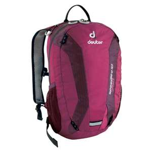Deuter Speed Lite 10 Rucksack Magenta/Blackberry