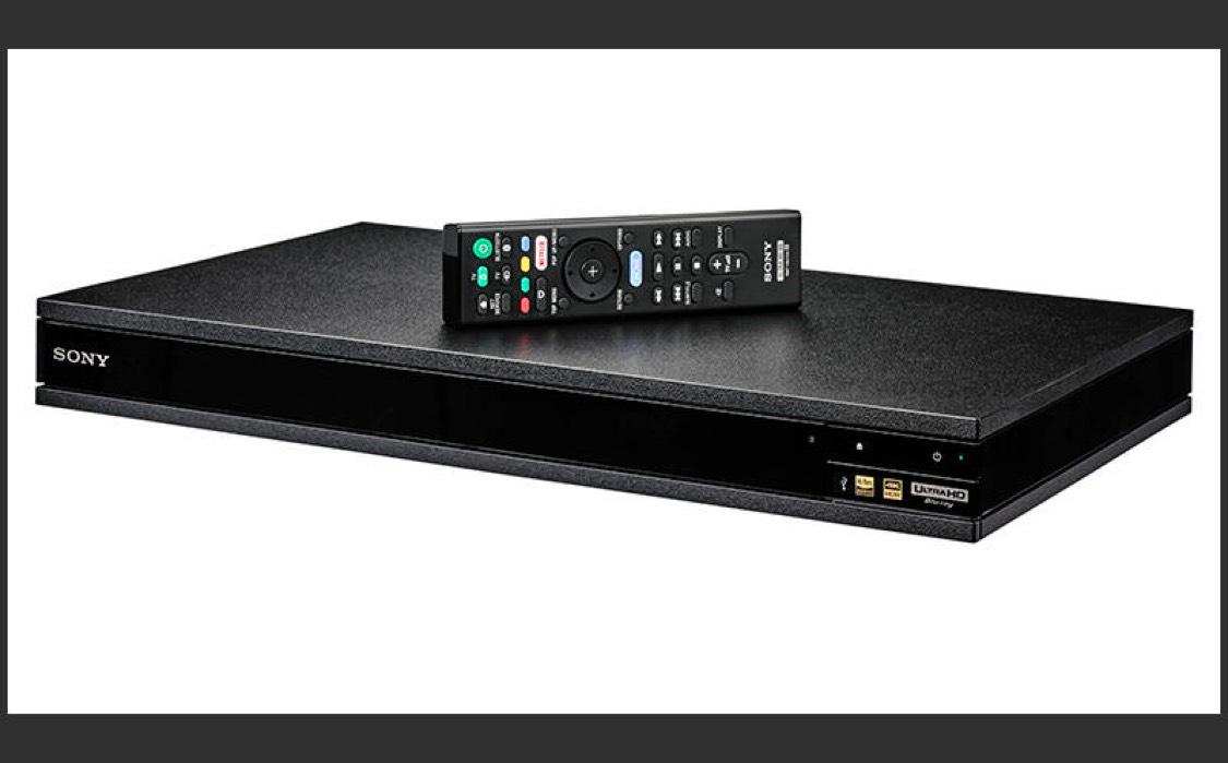 Sony UBP-X800 4K Blu-ray Disc Player | Amazon.es