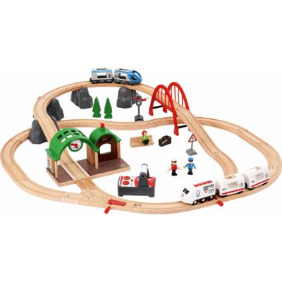 Brio Holzeisenbahn RC Travel Set (33277)