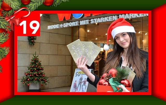 [Wöhrl, Dresden] heute €20 Rabatt auf €100 Shoppingcard
