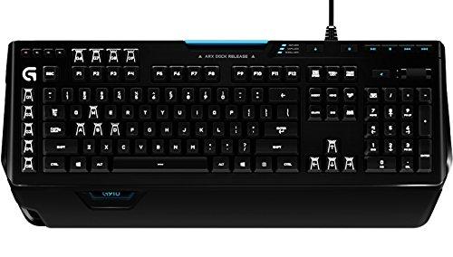 Logitech G910 Mechanische Gaming-Tastatur Orion Spectrum
