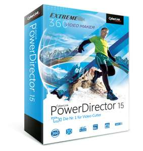 CyberLink PowerDirector 15 LE