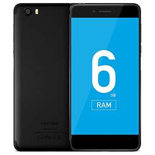 [Amazon] Vernee Mars Pro Smartphone (6 GB RAM + 64 GB ROM, Helio P25 Octa-Core 2.5 GHz, Android 7.0, 5.5 Zoll, 1920 x 1080 FHD, 3.300 mAh Akku, Schnellladung, USB Typ-C, OTG, Gorilla Glass 3, Fingerabdrucksensor, Vollmetallrahmen