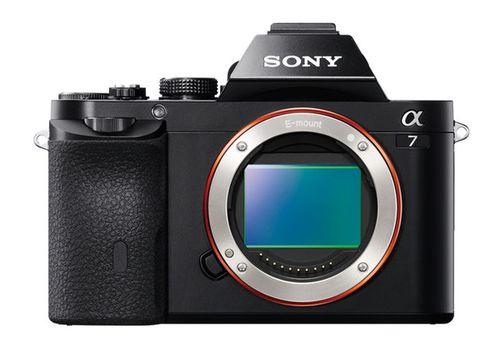 Sony Alpha 7 Modelle inkl. Sony 50mm 1.8 FE Objektiv (+100€ Cashback)