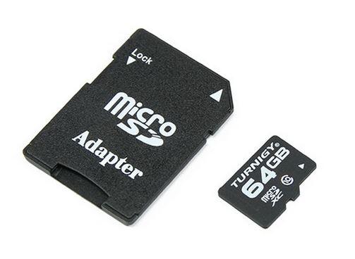 HobbyKing : Turnigy 64GB Class 10 Micro SD Speicherkarte
