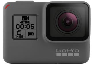 (Saturn) GOPRO Hero5 Black Action Cam+Dualladegerät+Halterung+Flügelschraubenschlüssel