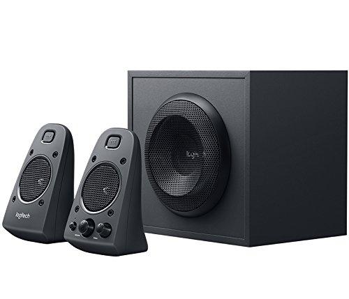 [Amazon] Logitech Z625 2.1 Stereo-Lautsprecher THX (mit Subwoofer) schwarz