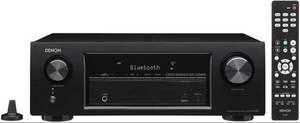 [Alternate] DENON AVR-X540BT, AV-RECEIVER