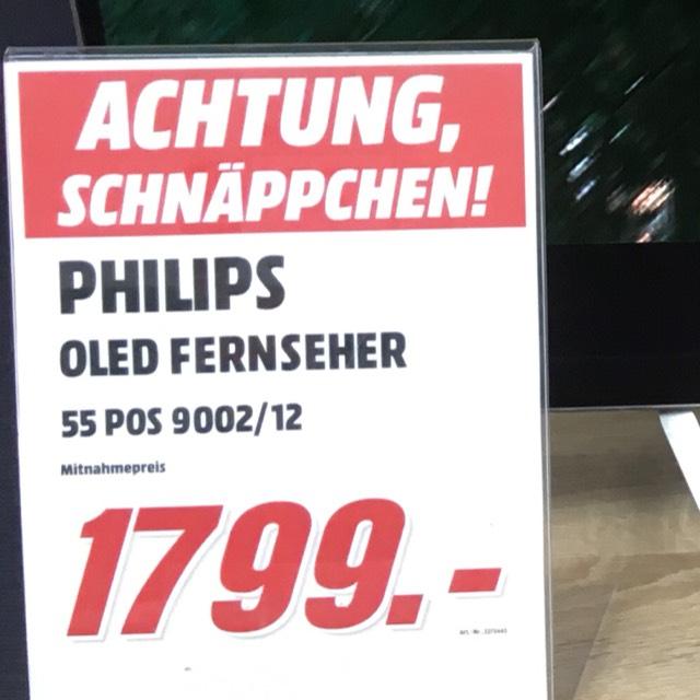 [Lokal Berlin MM Alexa] Philips POS 9002/12 OLED