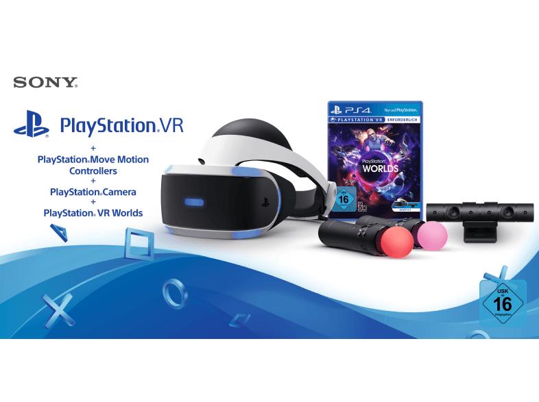[MediaMarkt] PS VR Camera Move Worlds Bundle, mal wieder 349€