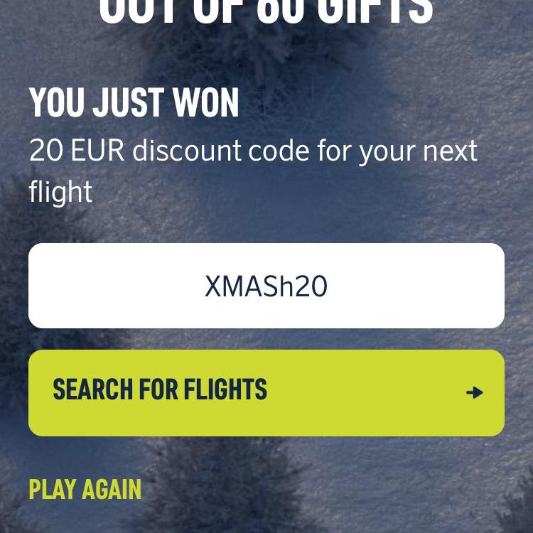 20€ Rabatt auf AirBaltic Flug