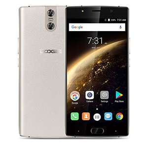 [Amazon] DOOGEE BL7000 Smartphone (4 GB RAM + 64 GB ROM, 7060 mAh Akku, 1920 x 1080 FHD, 5.5 Zoll, Android 7.0, 1,5 GHz Octa Core MTK6750T, OTG,  Dual-SIM, Schnellladung)
