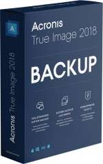 Acronis True Image 2018 (Box) 10€ Discount