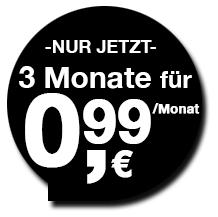 [LIDL] TV Spielfilm LIVE für nur 0,99€/Monat statt 9,99 €/Monat