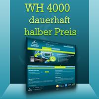 [netcup] WH4000 - Dauerhaft halber Preis (3,98€/Monat) - 100GB Webspace