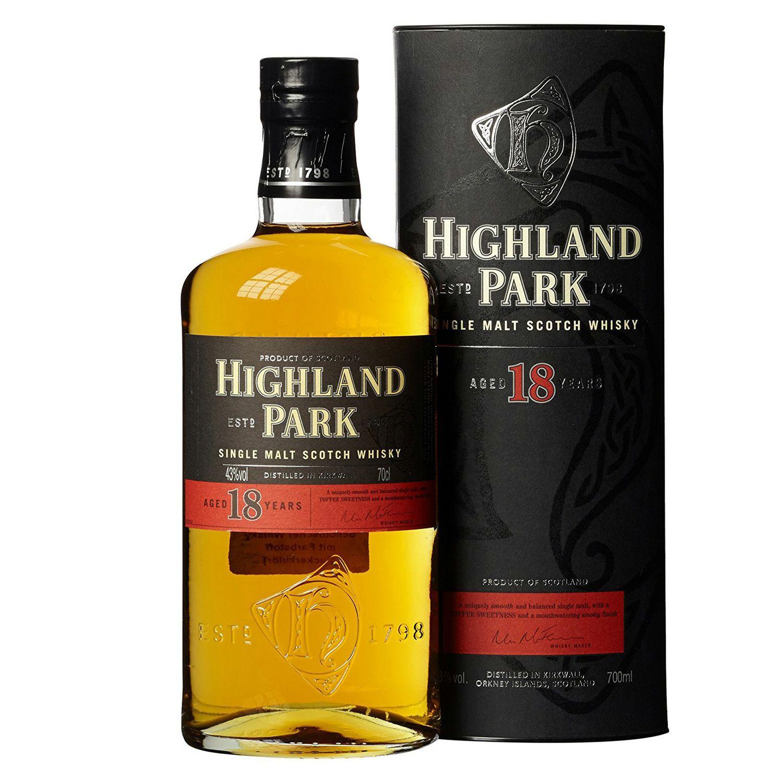 Highland Park 18 - Amazon Whisky Tagesangebote - Prime erforderlich, sonst zzgl Versand