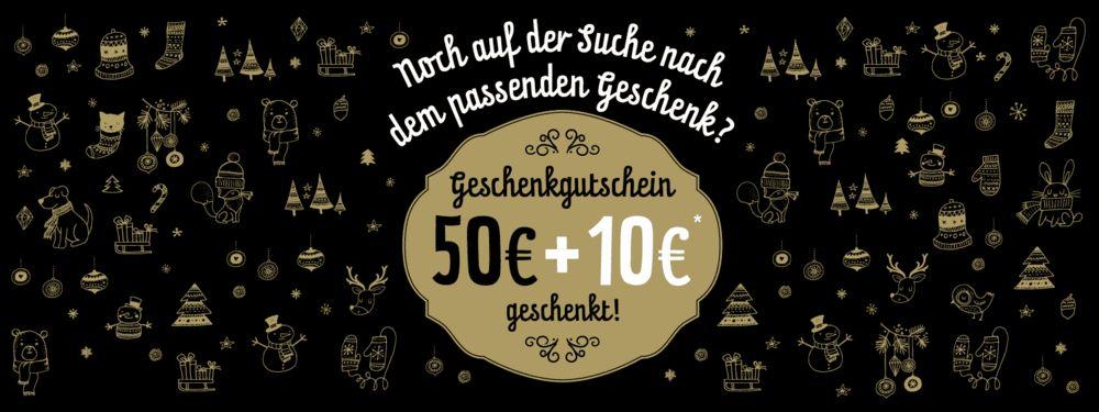 60€ Megazoo Geschenkgutschein für 50€