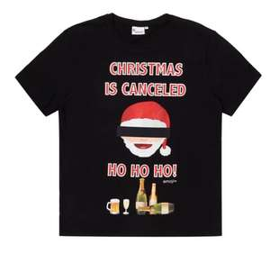 "30% extra Rabatt auf Sale bei Takko, z.B. T-Shirt ""Christmas is cancelled"""