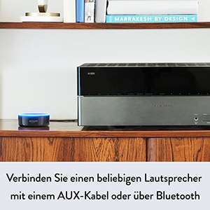 Prime: Amazon Echo Dot (2nd Generation), Schwarz inkl. TP-Link Intelligente WLAN Steckdose