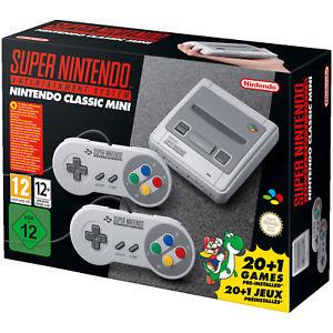Nintendo SNES Classic Mini für 89,98€ inkl. Versand
