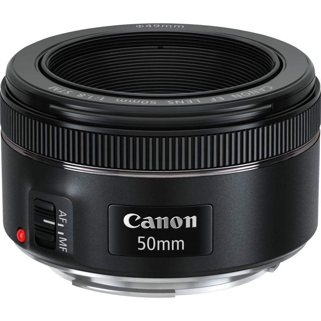 Canon EF 50mm f1.8 STM für 99€ statt 110,99€ [0815]
