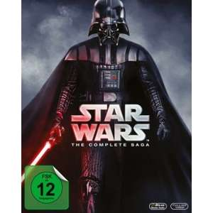 Expert Star Wars: The Complete Saga (9 Blu-Ray´s)