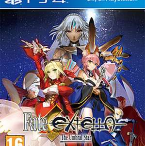 Fate Extella: The Umbral Star (PS4) für 14,51 bei Game.co.uk
