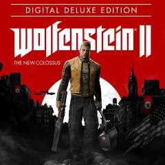 Wolfenstein II: The New Colossus™ Deluxe Edition (CUSA07377) Uncut PS4 AT-Store