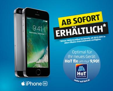 Österreich: Apple iPhone SE 32 bei Hofer (Aldi)